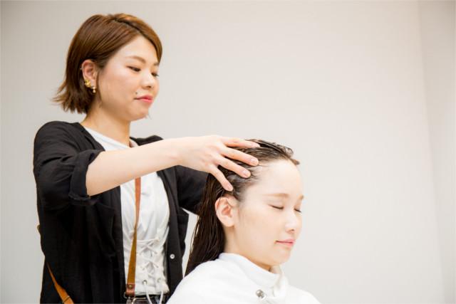新潟市で髪質改善の相談を承っている【TERRACEhair】ではヘッドスパ・トリートメントも可能!